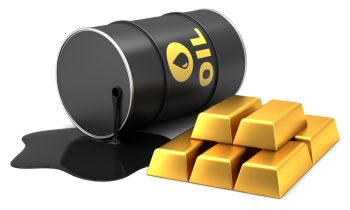 Oil, Gold Slump on Glut Fears and Hawkish Fed